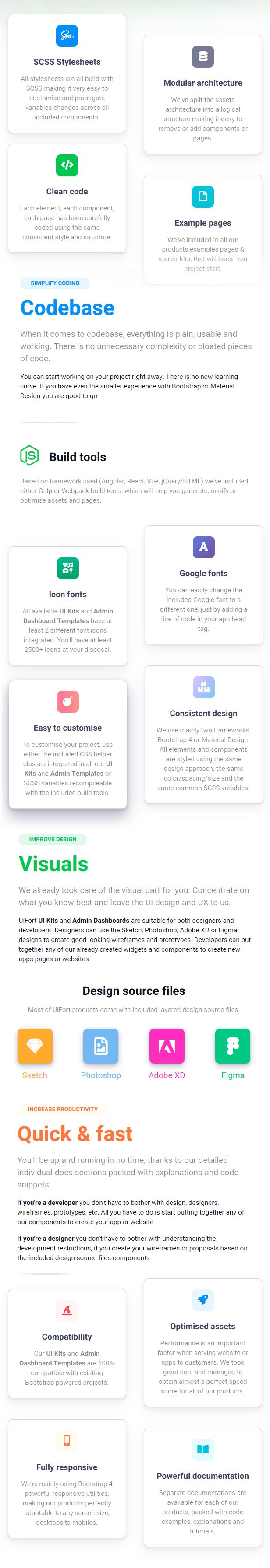 Bamburgh - Bootstrap Admin Dashboard Template - 3